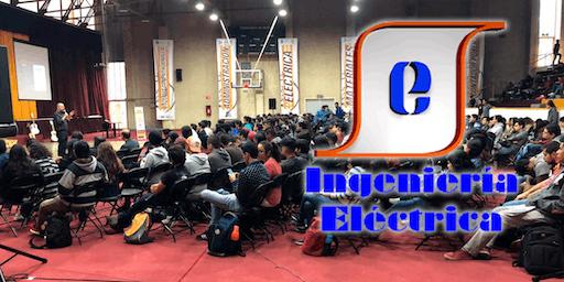 TEKHNE 2019 INGENIERÍA ELÉCTRICA - CONFERENCIAS BLOQUE 2 DE 2
