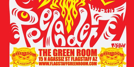 Peelander-Z w/ A Band Called Sports @ Flagstaff's Green Room tickets