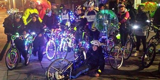 BDSL Listers Light Ride 2019 @ Listers Lanterns