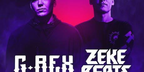 G-Rex, ZEKE BEATS, Zen Selekta tickets