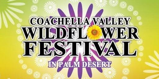 The Coachella Valley Wildflower Festival