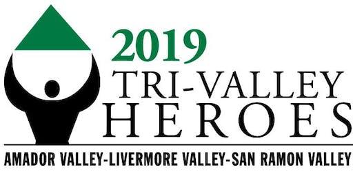 2019 Tri-Valley Heroes award presentation