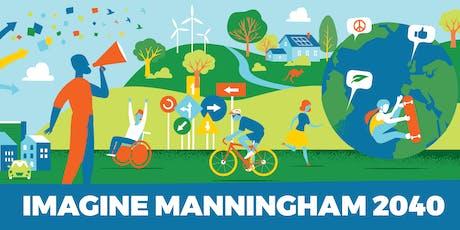 Imagine Manningham 2040 Community Workshop (Lower Templestowe) tickets