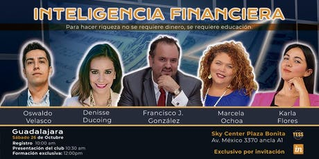Inteligencia Financiera entradas