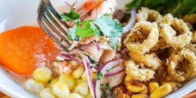 Ceviche Thursdays!