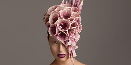 Two days workshop:Silk Blocking and Sculpturing millinery with Maor Zabar  tickets