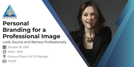 Personal Branding for a Professional Image tickets