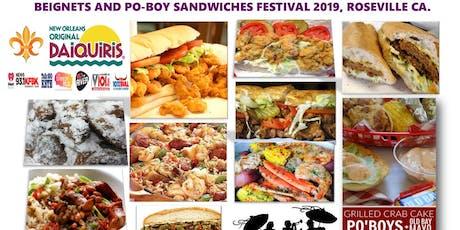 BEIGNETS and PO-BOY SANDWICHES FESTIVAL 2019 tickets