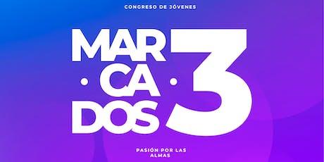 MARCADOS III entradas