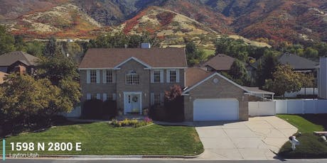 East Layton Open House 6bd 4ba Beautiful Yard and Kitchen tickets