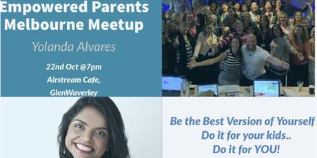 Parents: Be your best self with Francesca Moi & Eric Balance tickets