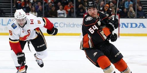 HOCKEY Ducks vs. Flames VIP SUITE TICKETS