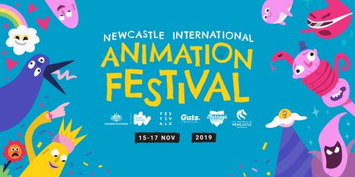 Newcastle International Animation Festival – Kids Screening
