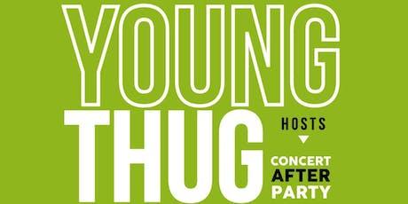 Young Thug @ Oak Atlanta tickets