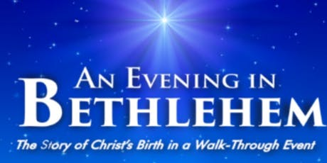 An Evening in Bethlehem tickets
