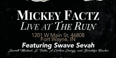 The Enigmatic Run Tour with Mickey Factz