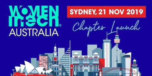 Women in Tech Australia Launch