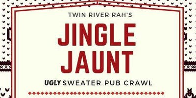 2019 Jingle Jaunt Pub Crawl