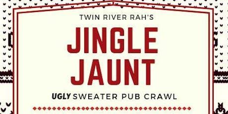 2019 Jingle Jaunt Pub Crawl tickets