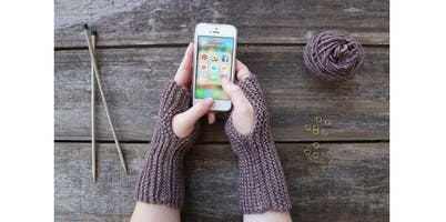 Learn To Knit! [Level 1] (2020-01-18 starts at 1:00 PM)