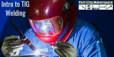 Intro to TIG Welding tickets