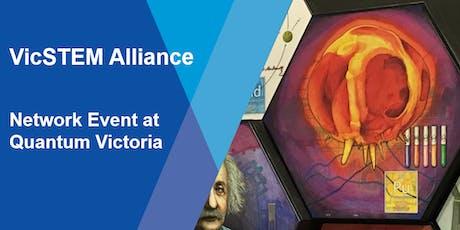 VicSTEM Alliance Network Event tickets