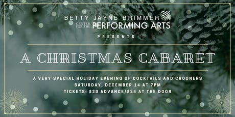 A Christmas Cabaret at The Betty Jayne tickets