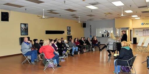 Topeka, KS Heartland Medium Gallery Reading, Nov 2, 6-8:30 PM