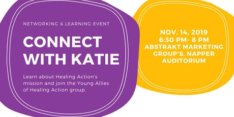 Connect with Katie tickets