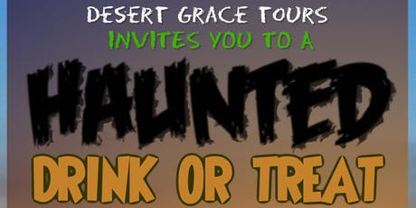 Downtown Tucson Drink or Treat Tour tickets