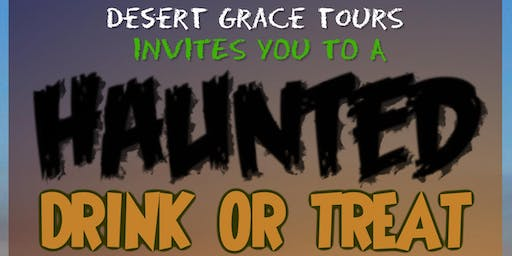 Downtown Tucson Drink or Treat Tour