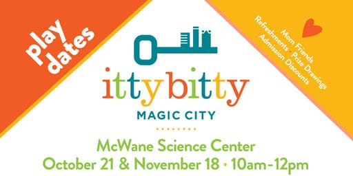 McWane November Playdate