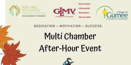 Networking and Basketball: Multi - Chamber after hour event