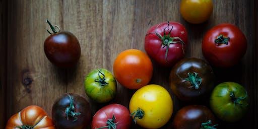 Morning Gardener:  Vegetable Gardening in Small Spaces