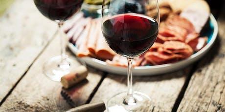 Wine Glasses Paint Night  tickets