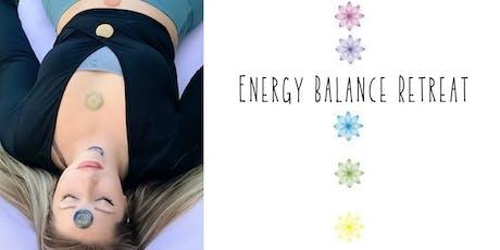 Energy Balance Retreat tickets