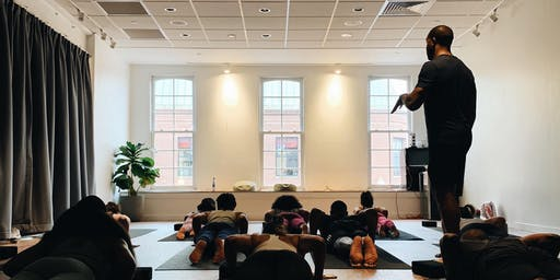 Saturday Flow @ Chaia - Yoga