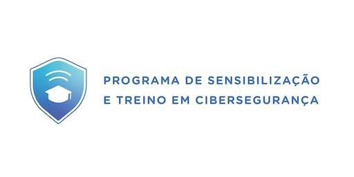 PROGRAMA DE SENSIBILIZAÇÃO  E TREINO EM CIBERSEGURANÇA