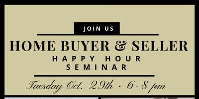 Home Buyer & Seller Happy Hour