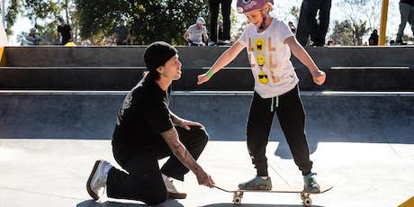 Female Focused Dulwich Hill Skateboarding Workshop tickets