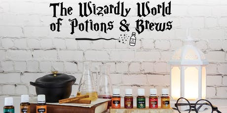Wizardly World of Potions & Brews tickets