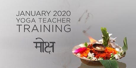 Yoga Teacher Training Open Evening tickets