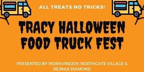 Tracy Halloween Food Truck Fest