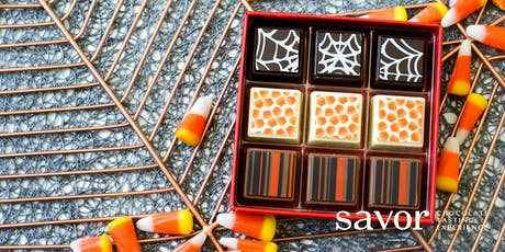 Spooky and Sweet: A Chocolate Tasting Experience tickets