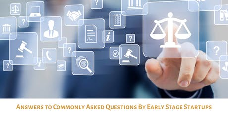 Answers to Commonly Asked Questions By Early Stage Startups tickets