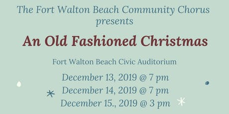 FWBCC presents An Old Fashioned Christmas tickets