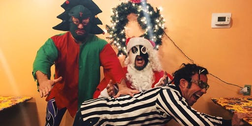 Meet Lucha Claus