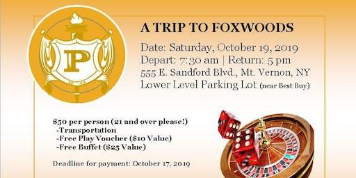 A TRIP TO FOXWOODS