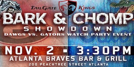 The Atlanta Bark & Chomp Showdown tickets