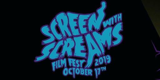 Screen With Screams Film Festival